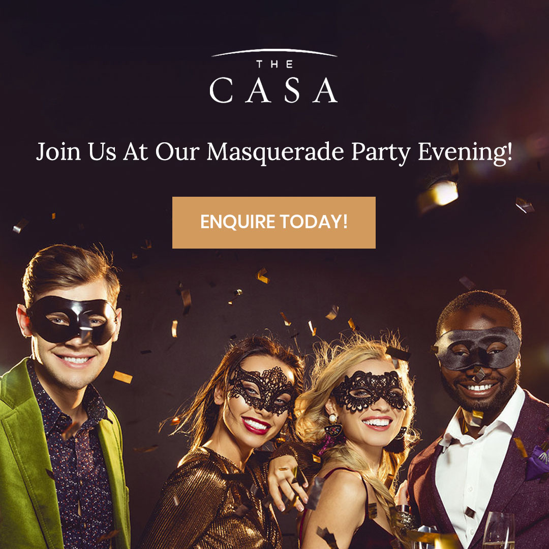 Christmas Party – Celebrate in Style at The Casa Hotel